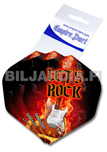 Sulkasarja Empire Let´s Rock Extra Strong Polyester