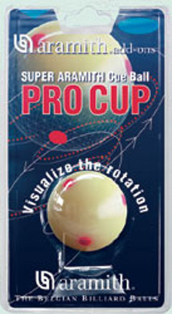 Biljardipallo Aramith Pro Cup 57,2 mm, Pool