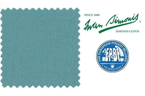 Iwan Simonis Powder-Blue 860 9 ft + vallit
