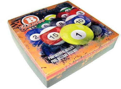 Biljardipallot Balls Games 57,2 mm Pool